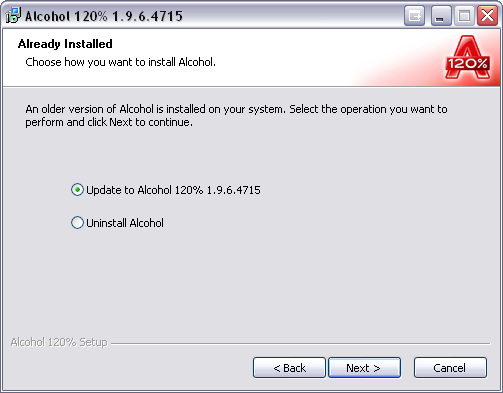 Alcohol Soft Product Support